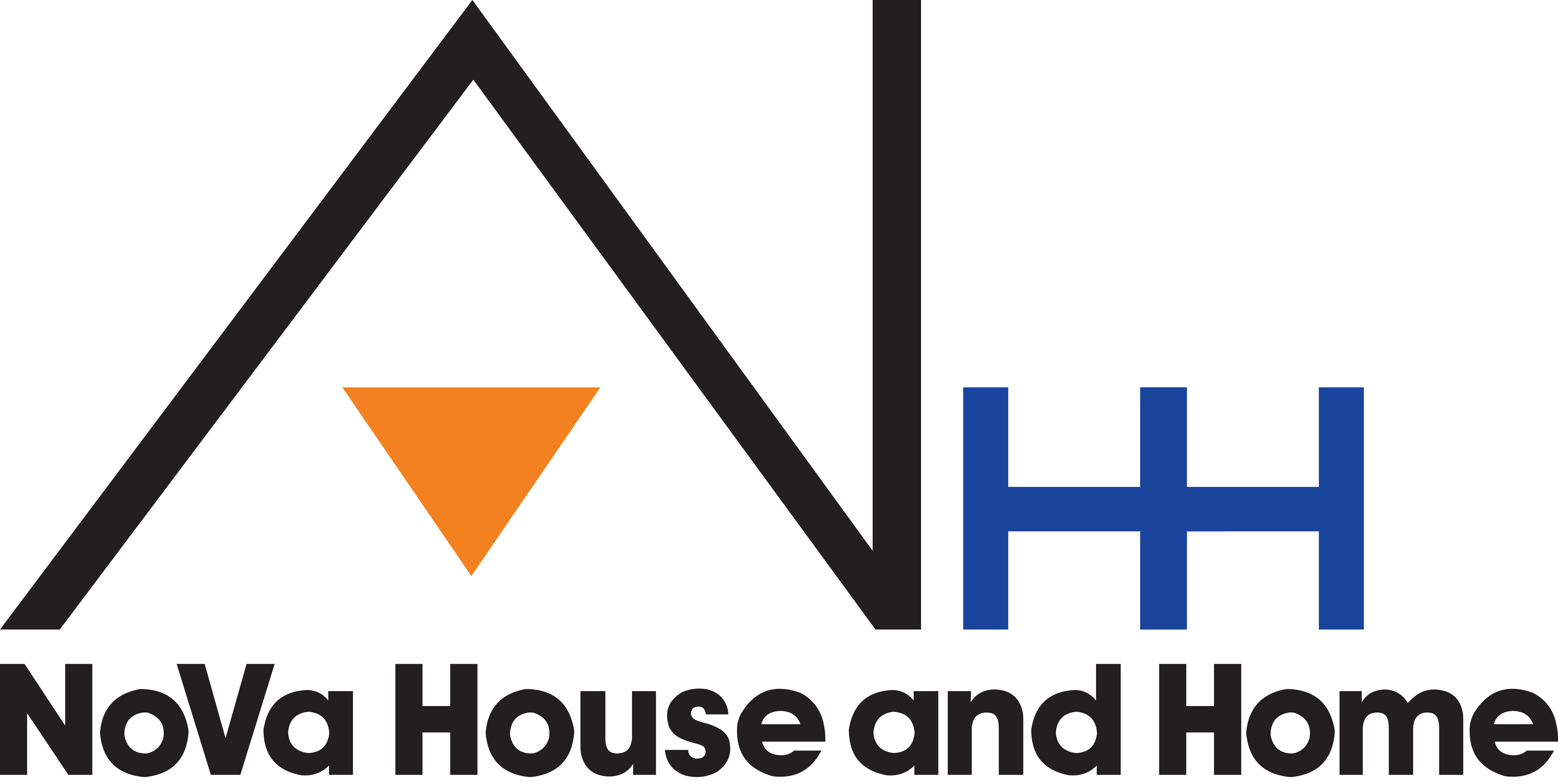 Nova House and Homes Logo